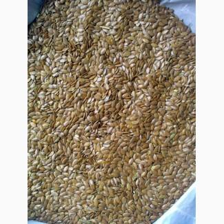 Продаем семена льна масличного для промышленной переработки