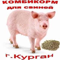 Комбикорм (Гранулы) для откорма свиней до жирных кондиций КК-58 / 1