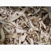 Хрен сушеный корень, резан чипс Алтай (оптом от 5кг)