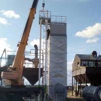 Зерносушилка шахтная 5 т/час
