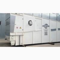 Конвейерная сушилка производительностью по зерну 28 тонн в час