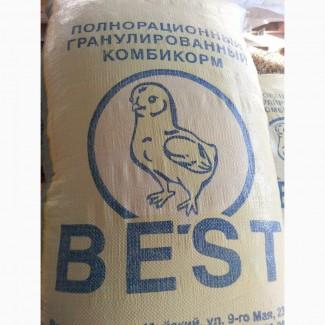 Кормбикорм марки BEST