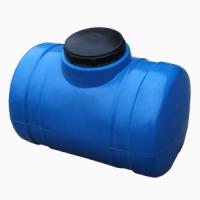 Бочка 100 литров пластиковая горизонтальная Sterh