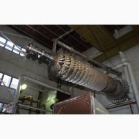 Ремонт газовой турбины Siemens в условиях электростанции