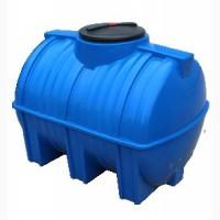 Горизонтальная емкость для воды 500 литров