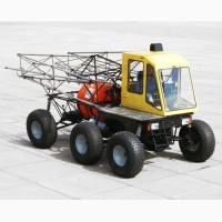 Услуги по внесению СЗР и жидких удобрений, опрыскивание полей пневмоходами