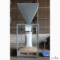 Дозатор весовой ДВСВ-M для расфасовки круп, сахара, зерна, мин. удобрений, пеллет и т.п