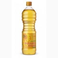 Масло подсолнечное рафинированное ДЕЗОДОРИРОВАННОЕ высшего сорта Подсолнух Кубани