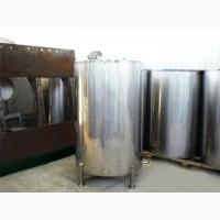 Продаем емкости из стали