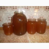 Мёд разнотравный
