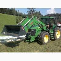Погрузчик STOLL FZ60.1 для трактора CLAAS Axion 810-850