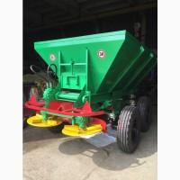 Машина для внесения минеральных удобрений МВУ-8Г