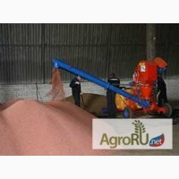 Протравливание семян собственным оборудованием