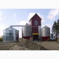 Фермерский элеватор для зерна