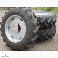 Производим основные колёса для тракторов, комбайнов и прицепного оборудования от 4 до 54