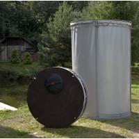 Резервуар разборный, вертикальный (РРВ-3, 1)