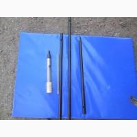 Бур-пробоотборник -для взятия образцов силоса, сенажа, зерносенажа из (траншей и курган)