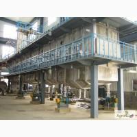 Линия экстракции по жмыху рапса, подсолнечника производительностью 150 тонн/сутки