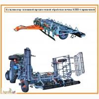 Культиватор сплошной предпосевной обработки почвы КПП-6 прицепной / паровой культиватор /