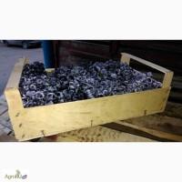 Компания Крымагротара, ящики для упаковки винограда, урожай 2018 г