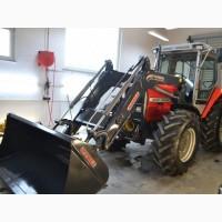 Погрузчик STOLL FZ30.1 для трактора Massey Fergusson 6455