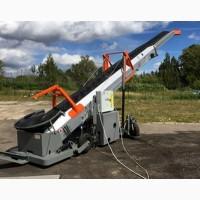Буртоукладчик телескопический Б-125 (конвейер, транспортировщик)