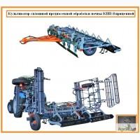 Культиватор сплошной предпосевной обработки почвы КПП-8 прицепной / предпосевной