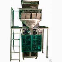 Фасовочное оборудование фасовки упаковки для сыпучих продуктов автомат ауф-в1-4