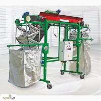 Автоматическая машина для наполнения заполнения бег-бегов и контейнеров, фасовка биг-бегов