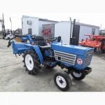 Японский мини трактор Iseki TU1500S