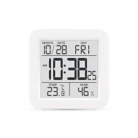 Для контроля влажности и температуры в помещении термогигрометр