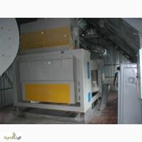 Сепаратор зерноочистительный БСХ-200 с пневмоканалом и питателем
