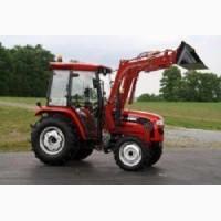 Минитрактор (Трактор) Foton TB-404 4WD