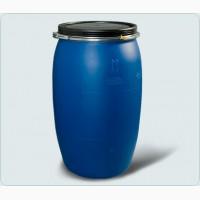 Продаю бочки пластиковые 167 литров (крышка-хомут) б/у
