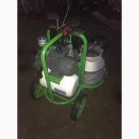 Доильный двухбидонный аппарат Agrolead