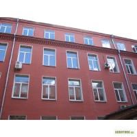 Геодезические работы по фасадной съемке конструкций (съемка фасадов)