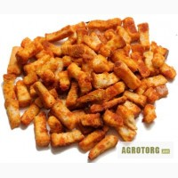 Сухарики, арахис от производителя по оптовым ценам