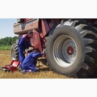 Профессиональный ремонт тракторов CASE (Кейс)