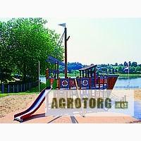 Детские площадки, игровые комплексы для частных владений и коттеджей