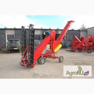 Зернометатели ЗПС-100, ЗПС-150