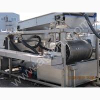 Флотационная машина для мойки горошка, фасоли
