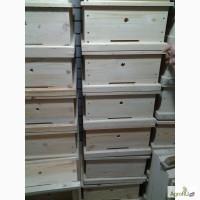 Плинтусованные многокорпусные ульи для пчел