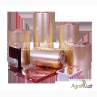 Плёнка ПВХ термоусадочная полурукав ( пищевая ), продаём от 1 рулона