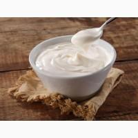 Сметана и другие продукты из молока козы