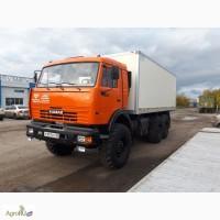 Камаз 43118-1098 изотермический фургон