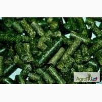 Витаминная травяная мука (100% люцерна) гранулы 8мм в мешках