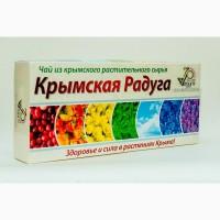Фиточай в наборе Крымская радуга (4 вида по 50г)