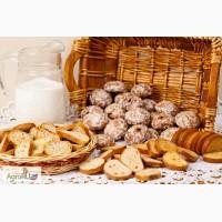Продажа сушек, баранок, сухарей, овсяного печенья от производителя