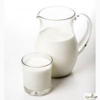 Молоко козье домашнее