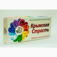 Фиточай в наборе Крымская страсть (4 вида по 50г)